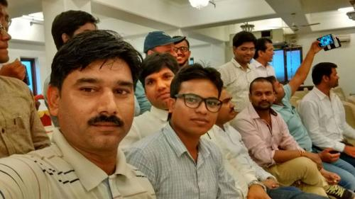 JNV Shine Health Care Society Members Meetings